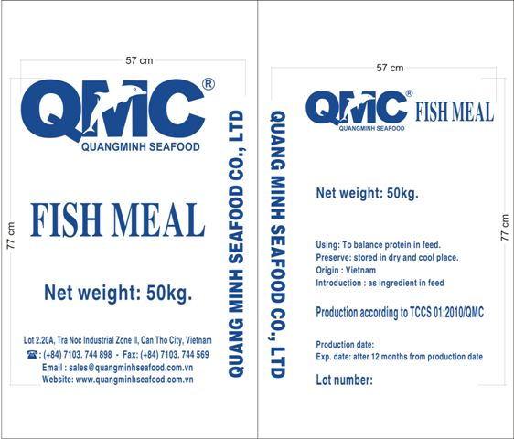 Aquatic Food Bags / Fish Feed Bags